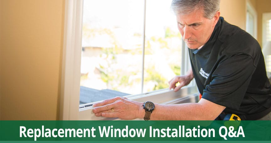 replacement window Q&A Long Island, NY
