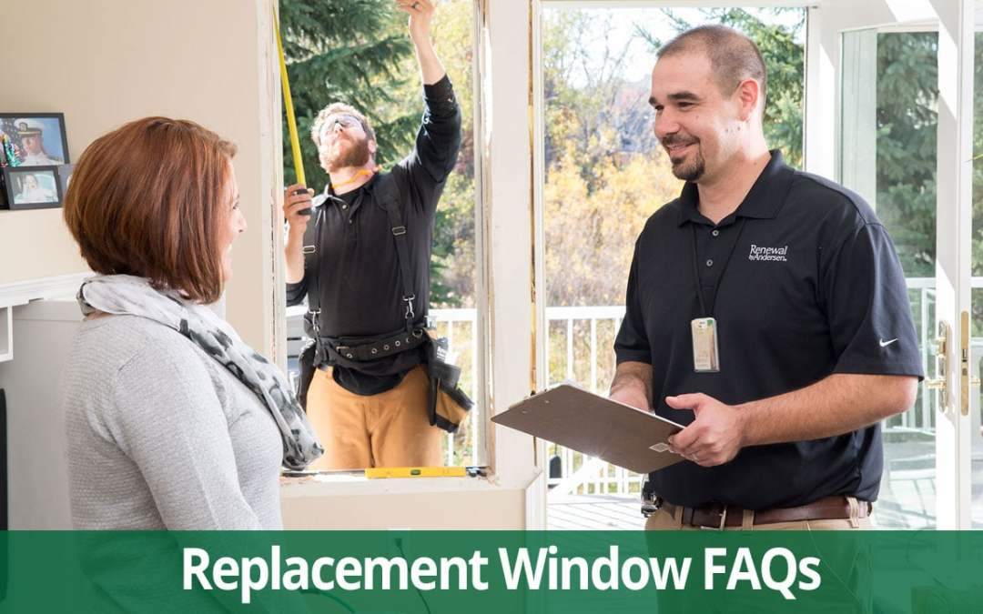 replacement window faqs