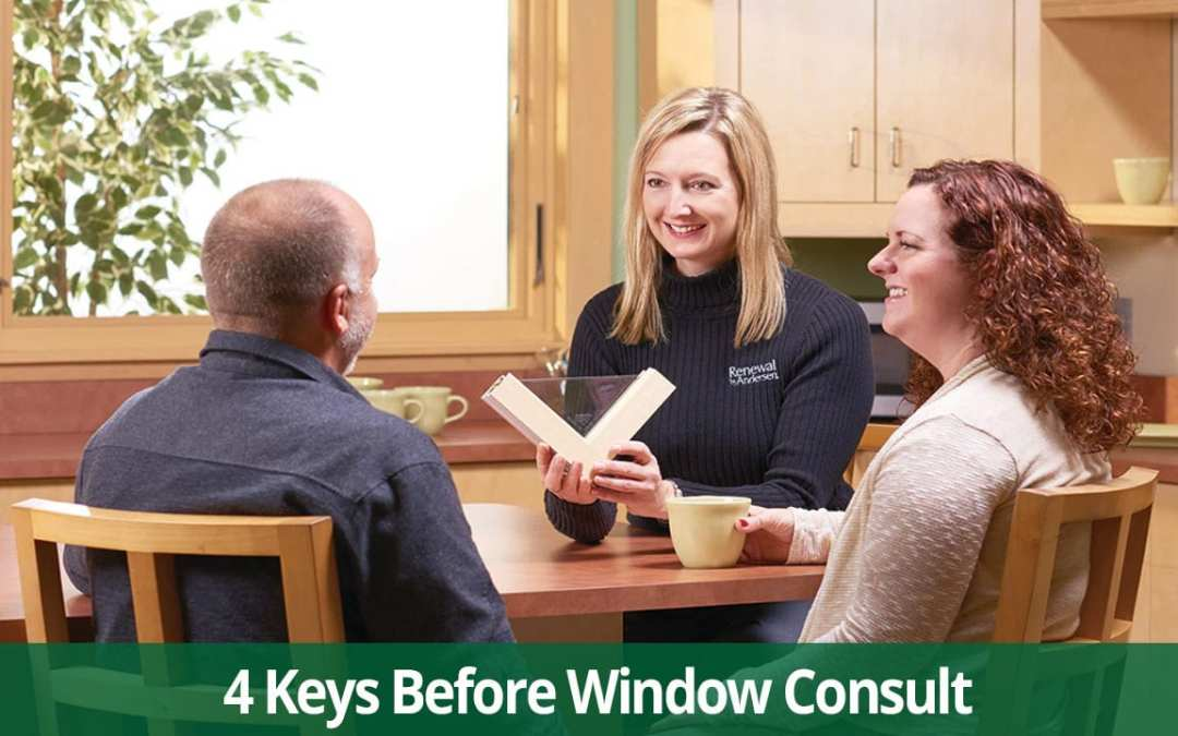 Replacement Window Consultation