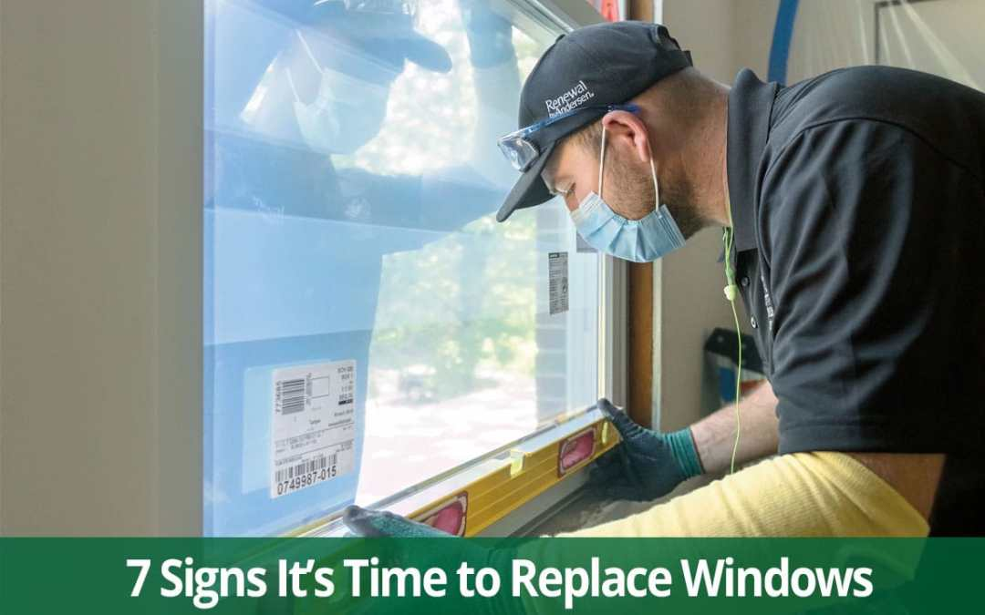 Is it time to replace home windows