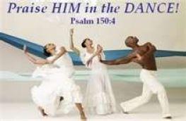 Ps 105,4 Praise in dance