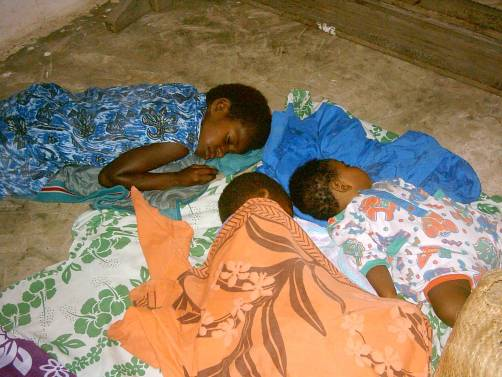 0 0 Rr children sleep