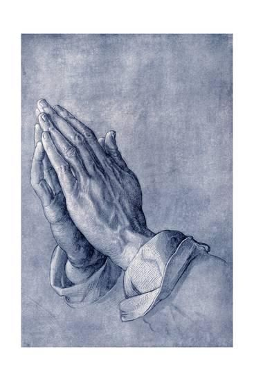 Albert Durer Praying Hands