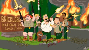 Brickleberry, Key Peele & Drunk History Renewed By Comedy Central!