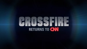 crossfire cnn cancelled