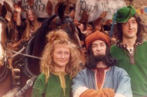 Maid Marian and Her Merry Men Series 5 Possible, Says Tony Robinson