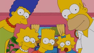 the simpsons renewed