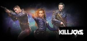 Killjoys Season 3 Renewal Watch – Syfy UK Acquires Rights