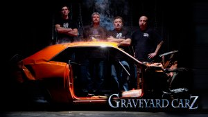 Graveyard Carz Renewed For Season 5 By Velocity!