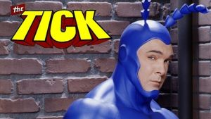 The Tick – Cancelled FOX Series Revived By Amazon!
