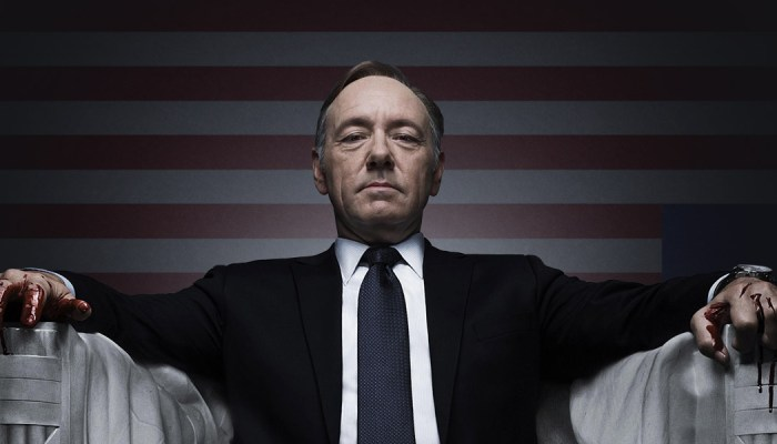 house of cards ending? spinoff?