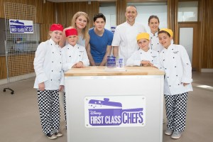 First Class Chefs - Family Style Spinoff