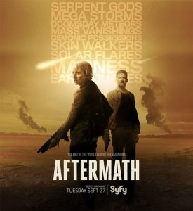 Aftermath Cancelled Or Renewed For Season 2 On Syfy?