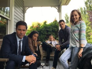 Travelers Cancelled Or Renewed For Season 2?
