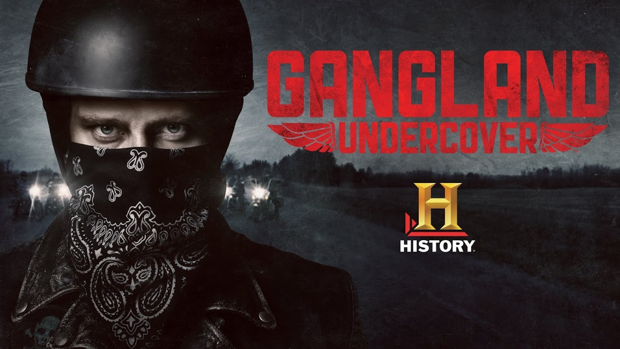 Gangland Undercover Cancelled By History - No Season 3 | RenewCancelTV