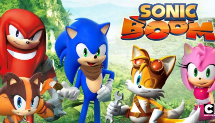 Sonic Boom Season 3? Cancelled Or Renewed Status | RenewCancelTV