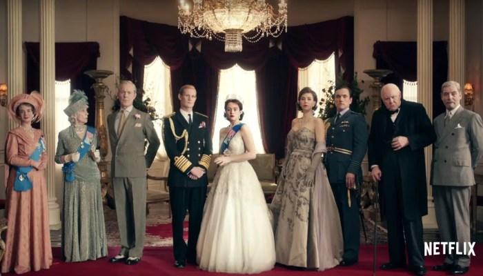 The Crown 6 Seasons