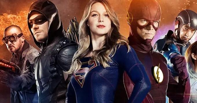 DC TV Shows Renewed