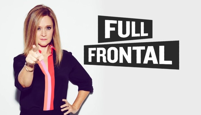 Full Frontal With Samantha Bee Season 3? Cancelled Or Renewed Status