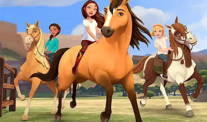 Spirit: Riding Free Netflix