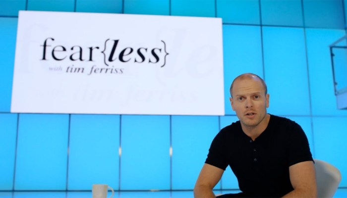 Fearless with Tim Ferriss Season 2? Cancelled Or Renewed (Release Date)