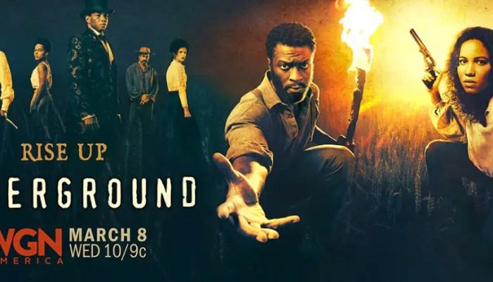 Underground Season 3 Cancelled?