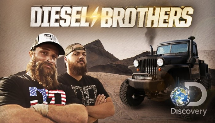 Diesel Brothers Season 4 On Discovery? Cancelled or Renewed Status & Release Date