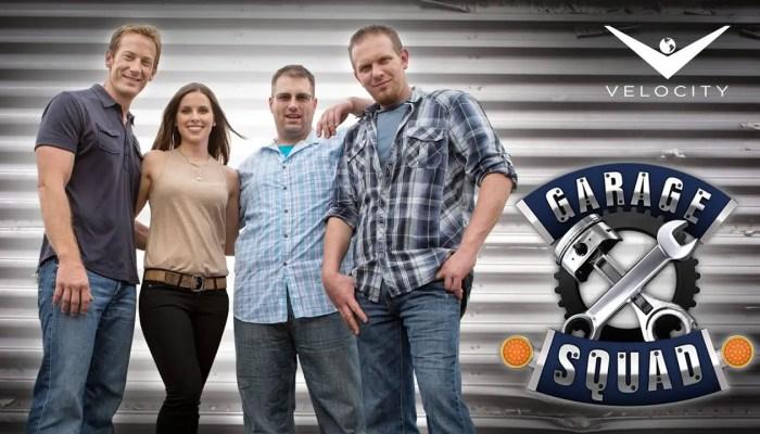 Garage Squad Renewed
