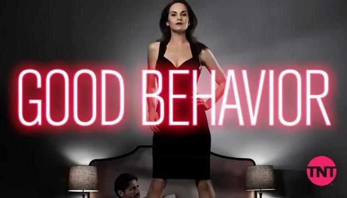 Good Behavior Season 3 TNT