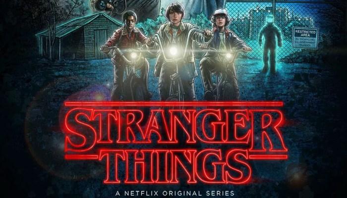 Stranger Things End Date
