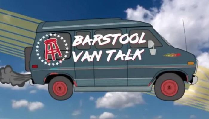 Barstool Van Talk Cancelled on ESPN