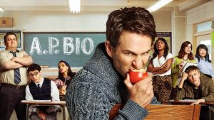 "A.P. Bio Gets Early Release On NBC – Season 2?<span class=""rating-result after_title mr-filter rating-result-86092"" >			<span class=""no-rating-results-text"">No ratings yet!</span>		</span>"