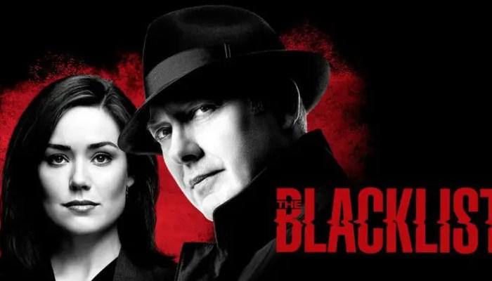 The Blacklist Season 6 on NBC