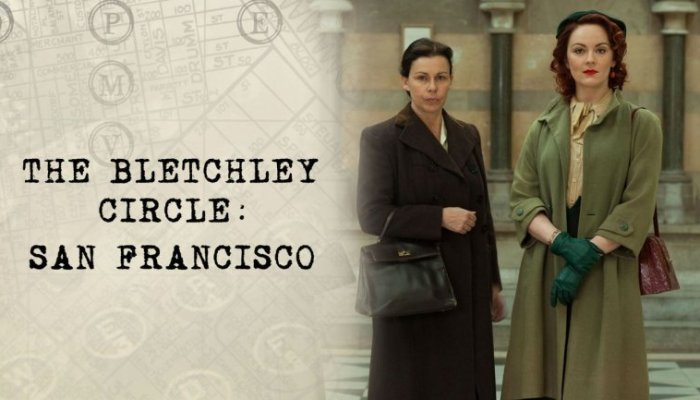 The Bletchley Circle BritBox
