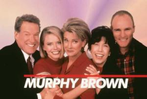"Murphy Brown – CBS Revival Announces Casting For 2018-19 Return<span class=""rating-result after_title mr-filter rating-result-89928"" >			<span class=""no-rating-results-text"">No ratings yet!</span>		</span>"