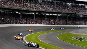 Indy 500 NBC Deal