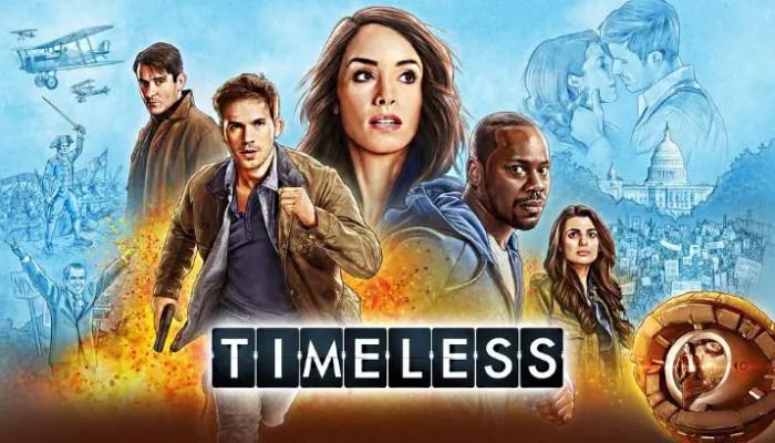 Timeless Season 3 Cancelled
