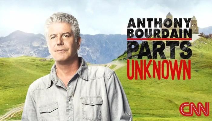 Anthony Bourdain Parts Unknown 2018 Renewal
