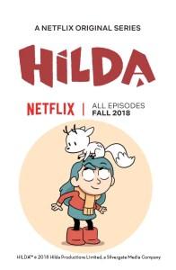 Hilda Netflix TV Series