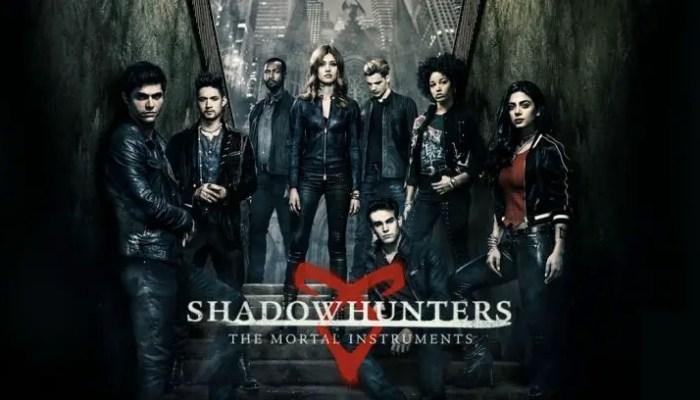 Shadowhunters Season 4 on Netflix