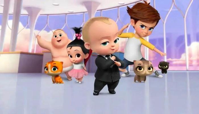Boss baby season 2 renewed