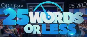25 Words Or Less Renewed for Full season
