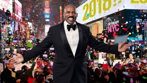 Fox Renews 'New Year's Eve With Steve Harvey: Live From Times Square' For 2019