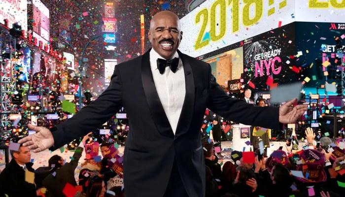 Steve Harvey Time Square Renewed For 2019