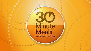 30 Minute Meals Revived By Food Network