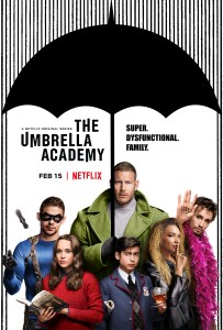 The umbrella factory trailer and release date
