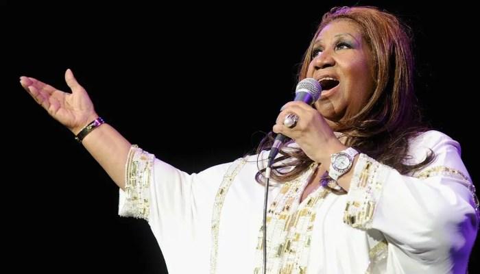 Genius: Aretha Franklin announced
