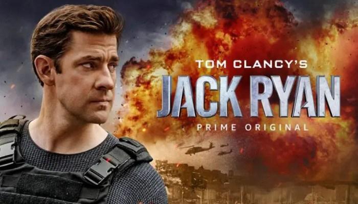 Jack Ryan Renewed For Season 3
