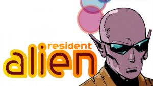 Resident Alien Ordered To Series On Syfy