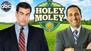 ABC Orders New Competitive Series 'Holey Moley'